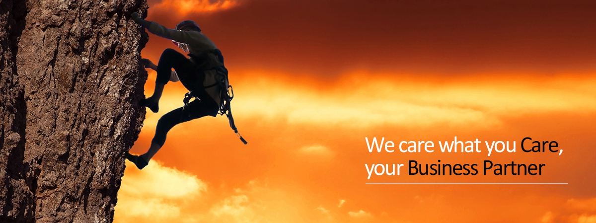 We care what you Care, your Business Partner